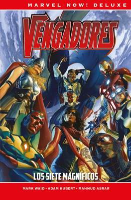 Los Vengadores de Mark Waid. Marvel Now! Deluxe