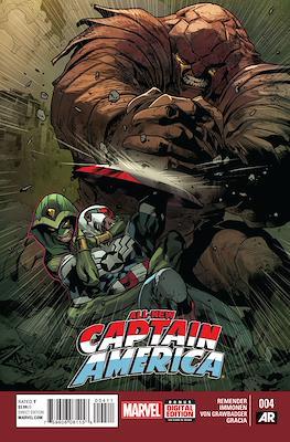 All-New Captain America (Comic Book) #4