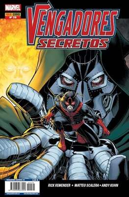 Vengadores Secretos (2011-2015) (Grapa) #25