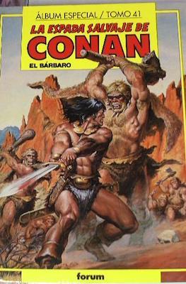 La Espada Salvaje de Conan - Álbum especial (Retapados) #41