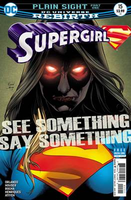 Supergirl Vol. 7 (2016-) (Comic Book) #15