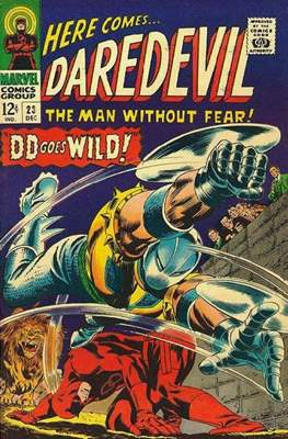Daredevil Vol. 1 (1964-1998) (Comic Book) #23