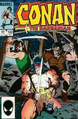 Conan The Barbarian (1970-1993) (Comic Book 32 pp) #160