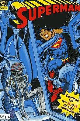 Superman (1984) (Retapado, Tomo rústica) #5