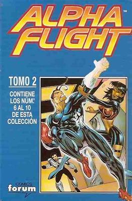 Alpha Flight Vol. 2 (1998-1999) (Retapado rústica) #2
