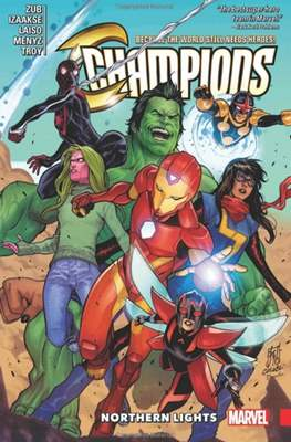 Champions Vol. 2 (2016) (Softcover) #4