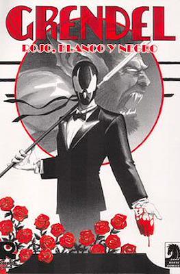 Grendel. Rojo, blanco y negro