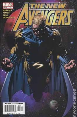 The New Avengers Vol. 1 (2005-2010) #3