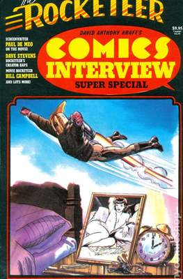 Comics Interview Super Special: The Rocketeer