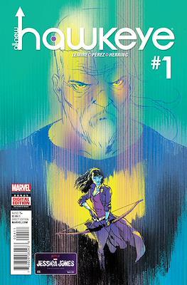 All-New Hawkeye (Vol. 2 2015-2016) (Grapa) #1