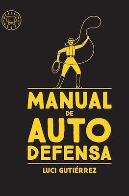 Manual de autodefensa (Rústica 192 pp) #