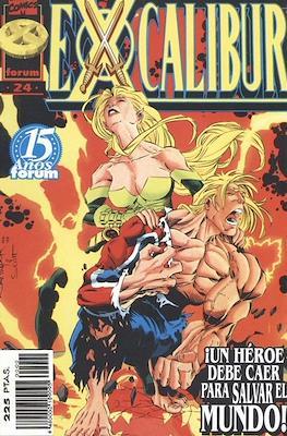 Excalibur Vol. 2 (1996-1999) (Grapa 24 pp) #24