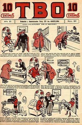 TBO (1917-1938) (Cuaderno) #511