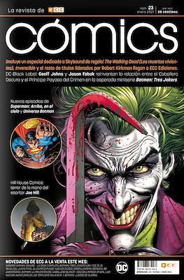 ECC Cómics #23