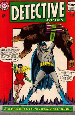 Detective Comics Vol. 1 (1937-2011; 2016-) (Comic Book) #339