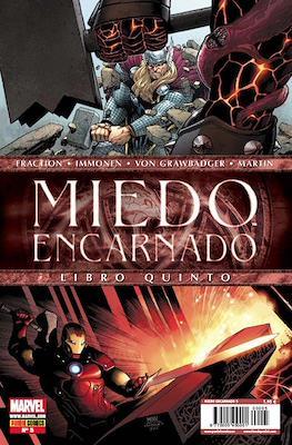 Miedo Encarnado (2011-2012) (Grapa) #5