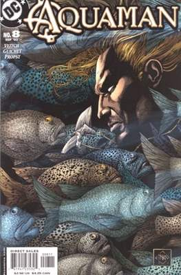 Aquaman Vol. 6 / Aquaman: Sword of Atlantis (2003-2007) #8