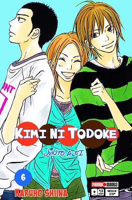 Kimi ni Todoke. Junto a Ti (Rústica) #6