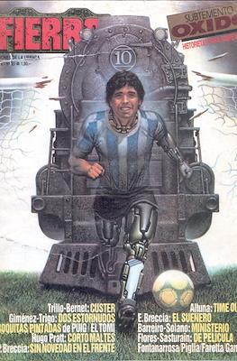 Fierro (Grapa (1984-1992) Primera época) #23