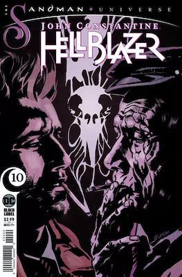 The Sandman Universe: John Constantine Hellblazer (Comic Book) #10