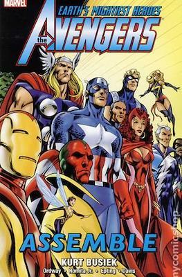 Avengers Assemble (1998-2004) (Hardcover) #4