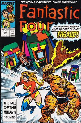 Fantastic Four Vol. 1 (1961-1996) (saddle-stitched) #309
