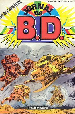 Jornal da B.D. (Grapa 21 x 30 cms.) #15