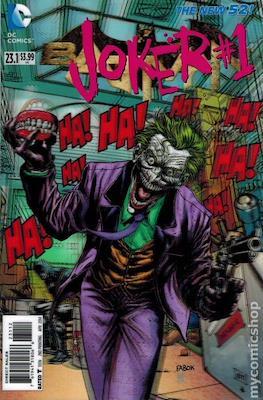 Batman Vol. 2 (2011-2016 Variant Covers) (Comic Book) #23.1