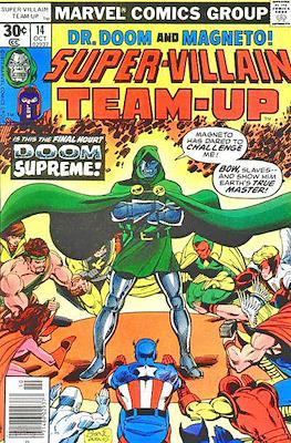 Super-Villain Team-Up (1975-1980) #14