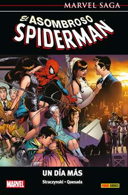 Marvel Saga: El Asombroso Spiderman (Cartoné) #13