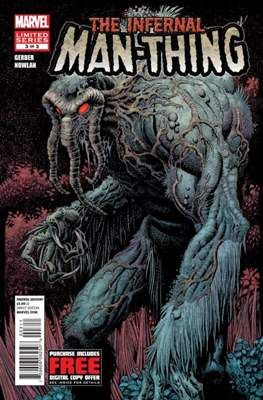 The Infernal Man-Thing (2012) (Grapa) #3
