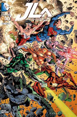 JLA. Liga de la Justicia de América (Grapa) #7