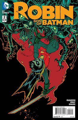 Robin Son of Batman (2015-2016) (Comic book) #2