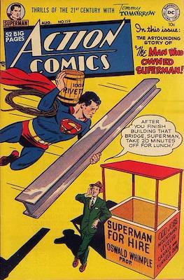 Action Comics Vol. 1 (1938-2011; 2016-) (Comic Book) #159