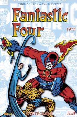 Fantastic Four: L'intégrale #12