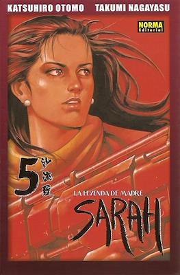 La leyenda de madre Sarah (Rústica, 216-334 páginas (2008-2010)) #5