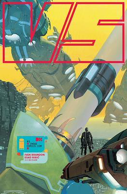 VS (Comic Book) #3