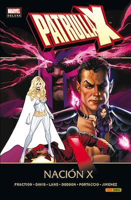 Patrulla-X. Nación X. Marvel Deluxe