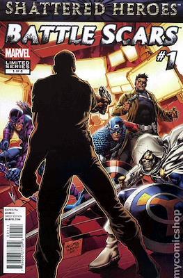 Battle Scars (Comic books 32 pags) #1