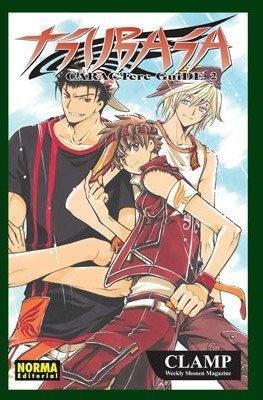 Tsubasa Reservoir Chronicle - Caractere guide #2