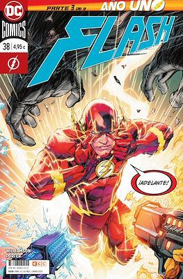 Flash. Nuevo Universo DC / Renacimiento (Rústica - Grapa) #52/38