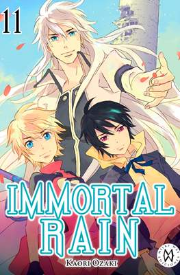 Immortal Rain #11