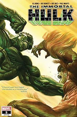 The Immortal Hulk (2018-) (Comic Book) #5