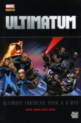Ultimatum. Ultimate Fantastic Four and X-Men - Marvel Graphic Novels