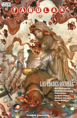 Fábulas (2007-2015) (Rústica) #12