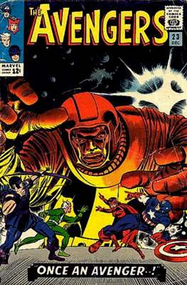 The Avengers Vol. 1 (1963-1996) (Comic Book) #23