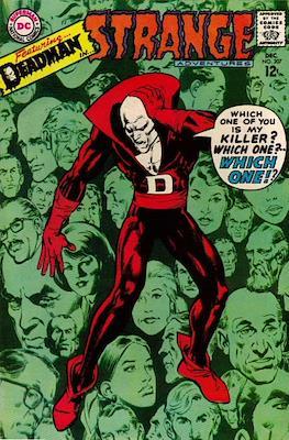 Strange Adventures (Comic Book) #207