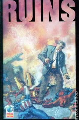 Ruins (1995) (Comic Book) #1