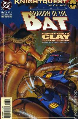 Batman: Shadow of the Bat (Comic book) #26