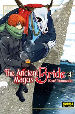 The Ancient Magus Bride (Rústica) #4